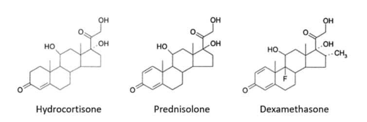 Anti inflammatory steroids list steroid effectiveness chart 2017